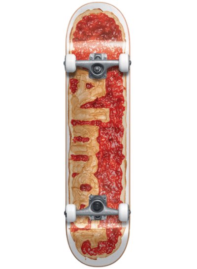 almost pb and j complete skateboard